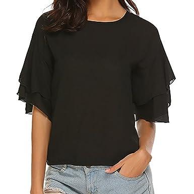 e02c4d1526d545 AOJIAN Shirts Women Plus Size Under Dollars Prime Off The Shoulder Elegant  Tank Tops Sexy Summer