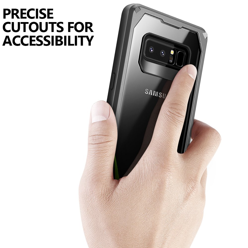 Case For Samsung Galaxy Note 8 (2017) Poetic【Guardian】360 Degree Protection Case