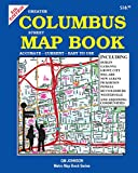 Greater Columbus, Ohio Street Map Book