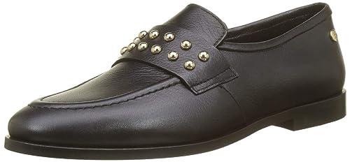 Tommy Hilfiger Round Stud Loafer, Mocasines para Mujer: Amazon.es: Zapatos y complementos