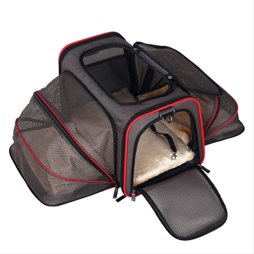 No Asiento para Mascotas Asiento de Carro para Perros Bolsa de Viaje para Perros Cómodo y Conveniente para Llevar al Perro afuera en automóvil para Perros pequeños Gatito Beagle
