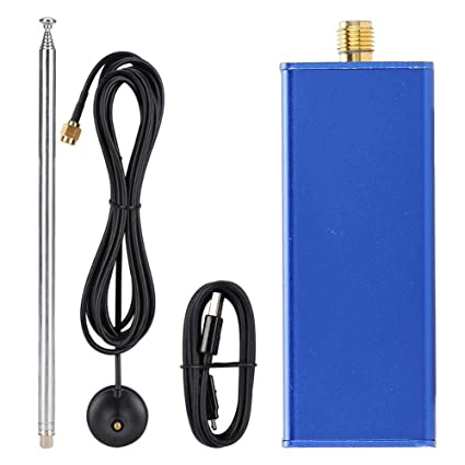 Amazon com: Tosuny 10KHz to 2GHz Broadband Radio Receiver