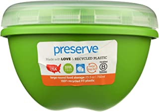 product image for 2 Pack of Preserve Large Food Storage Container Green - 25.5 oz