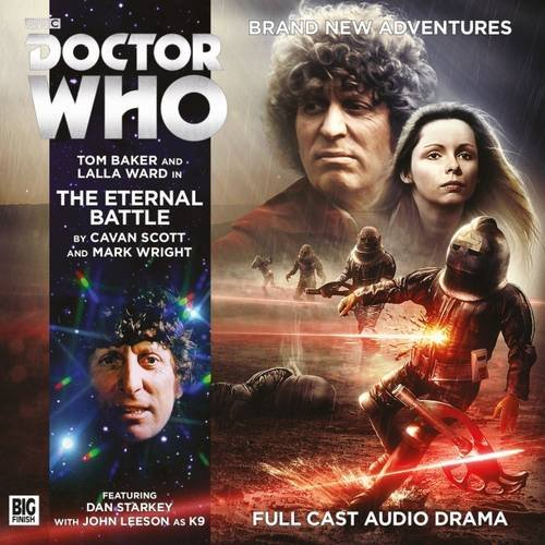 Read Online The Fourth Doctor Adventures - The Eternal Battle (Doctor Who: The Fourth Doctor Adventures) PDF
