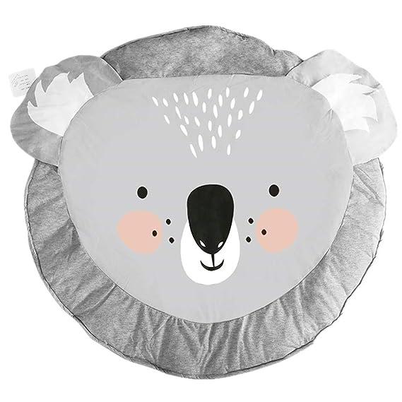 Amazon Com Abreeze Cotton Baby Crawling Mat Game Blanket Floor