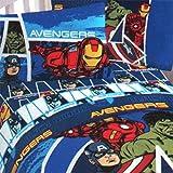 Marvel Comics Avengers Assemble Twin Bed Sheet Set