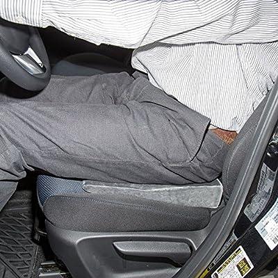 Amazon.com: Cojín de asiento de coche – Cojín de cuña de ...