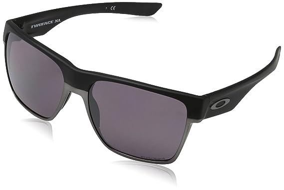 6dd9de84353fd Amazon.com  Oakley Men s Two Face Sunglasses Matte Black  Clothing