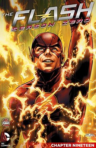 The Glint: Season Zero (2014-2015) #19 (The Flash: Season Zero (2014-))