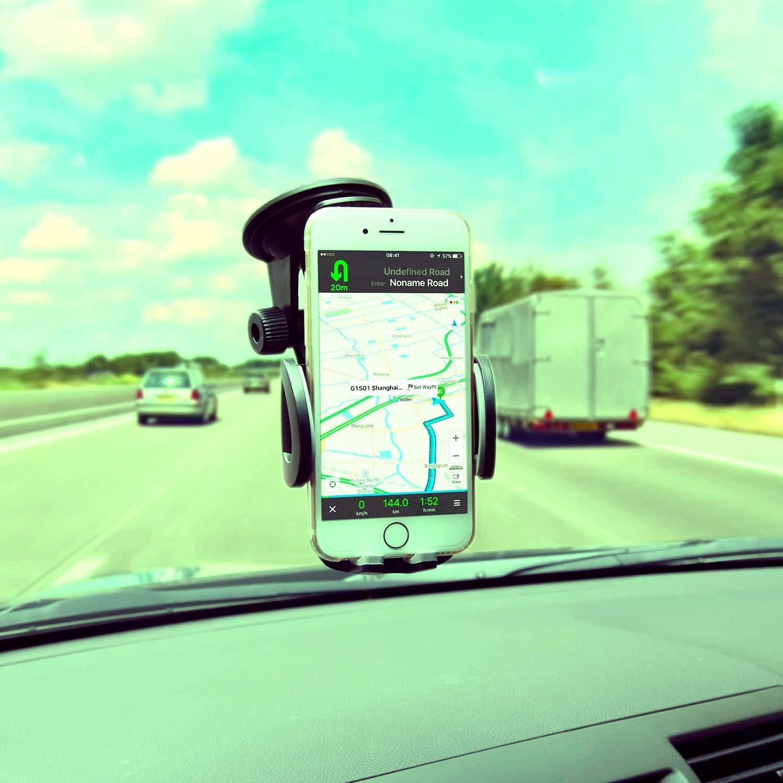 Amoner Phone Holder for Car Car Phone Mount