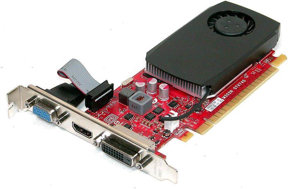 TC2P0 AlienWare nVidia GeForce GTX 745 4GB DDR3 PCI-E Video Card