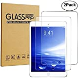 iPad Air/Air 2 / Pro/New iPad 9.7 Screen Protector, [2-Pack] Sincase Clear iPad Air 2 Tempered Glass Screen Protector 9H…