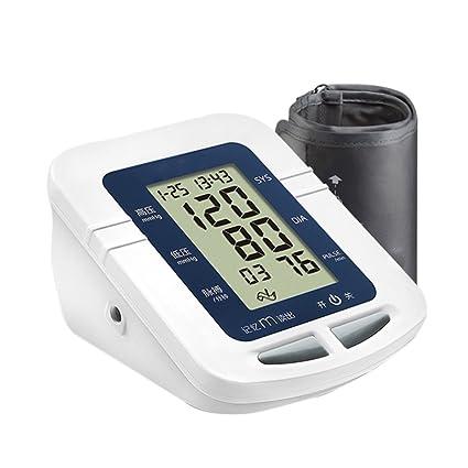 ZCCZ Difusión de Alto-Brazo tensiómetro electrónico Voz de Instrumento de presión Arterial automático de