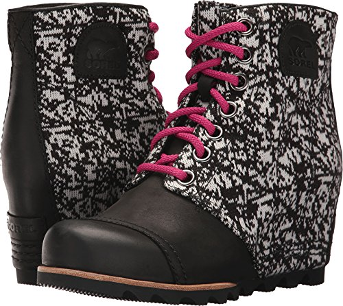 Sorel Frauen PDX Wedge Booties Schwarz 2