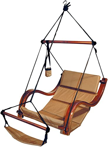 Hammaka Nami Deluxe Hanging Hammock Lounger Chair