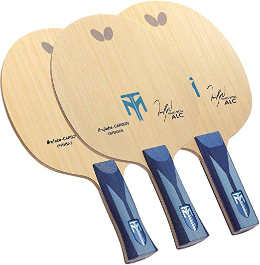 Butterfly Timo Boll ALC Table Tennis Blade - Runner Up
