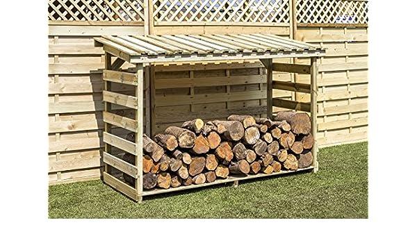 Registro de madera tratada madera - tienda - grandes o de tamaño ...