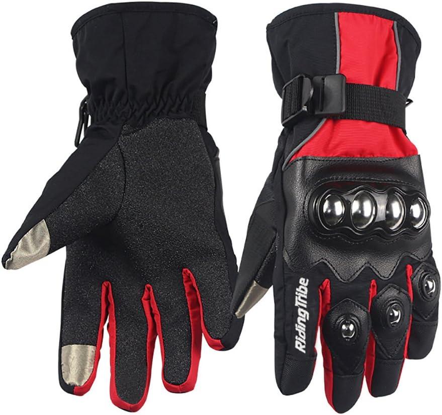 Guantes de motocicleta LKN /útiles sobre pantalla t/áctil dedos c/álidos para oto/ño-invierno