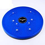 Oddish Waist Trimmer ABS Exerciser-Body Toner-Fat Buster Oblique Workout Tummy Twister for Men and Women (90 kg; Multicolour)