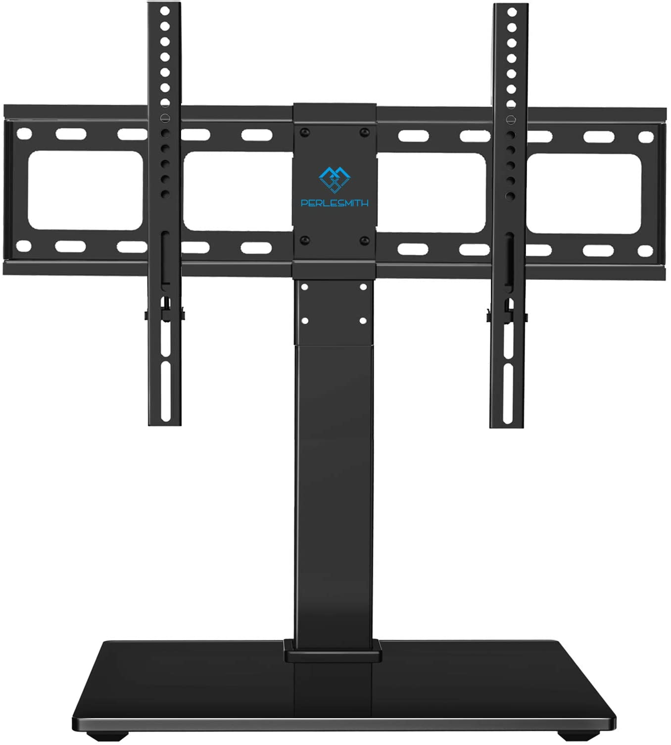 PERLESMITH 37-65 inch 88lbs Universal Swivel TV Stand $36.11