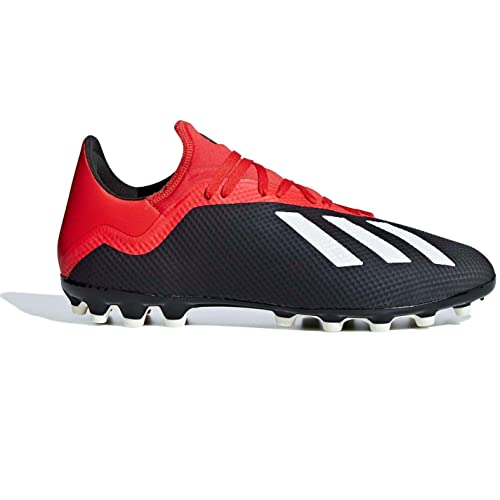 0ceedf80eecb Adidas X 18.3 AG Artificial Ground Football Boots Mens Soccer Shoes Cleats