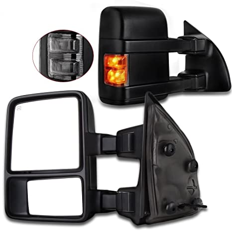 ECCPP for Ford Exterior Automotive Mirrors by Towing Mirrros Replacement on