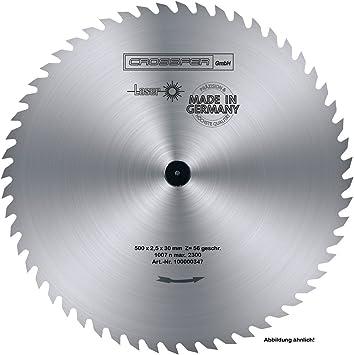 500 mm cromo vanadio hoja de sierra para madera-Grobschnitt ...