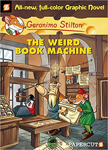 GERONIMO STILTON09 THE WEIRD BOOK MACHINE (GRAPHIC) price comparison at Flipkart, Amazon, Crossword, Uread, Bookadda, Landmark, Homeshop18