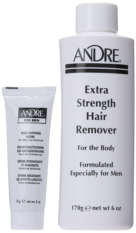Andre Extra Strength Hair Remover for Men: Amazon.es: Salud y cuidado personal