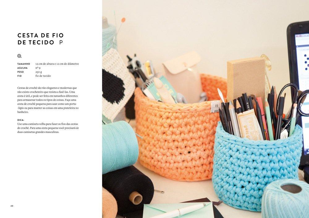 Crochê Moderno. Acessórios de Crochê e Projetos Para Sua Casa (Em Portuguese do Brasil): Molla Mills: 9788584520886: Amazon.com: Books