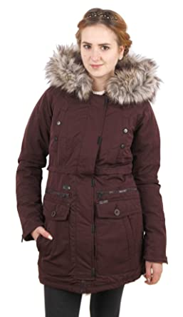 Safitha Safitha Wintermantel Wintermantel BordeauxmBekleidung Khujo Safitha BordeauxmBekleidung Khujo Wintermantel Khujo TF3uJclK1