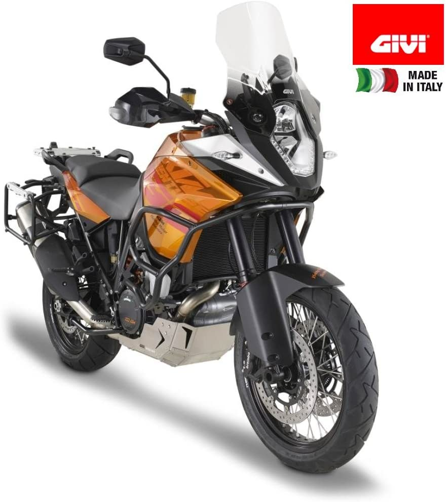14.5 Inch Height x 16.1 Inch Width GIVI D7703ST Windshield