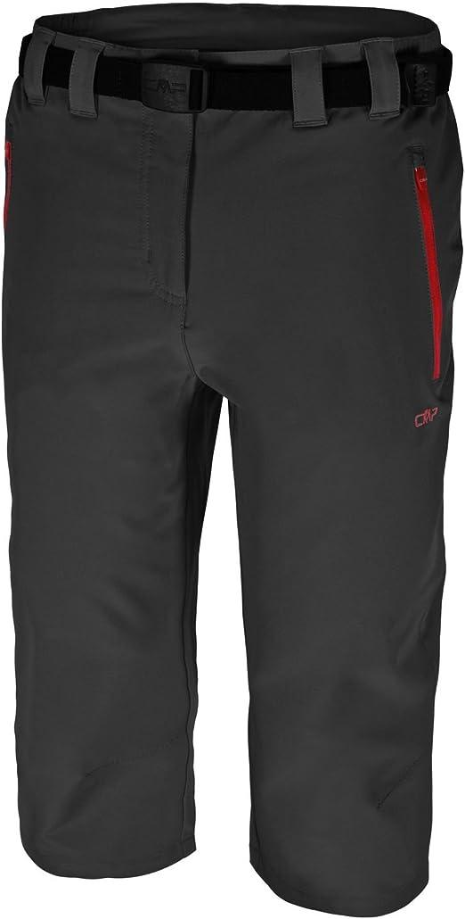CMP Mujer 3t51246 Pantalones Capri Primavera//Verano Color Mujer