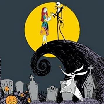 Amazon.com: Disney Original Nightmare Before Christmas Classic ...