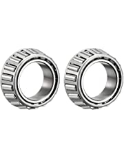 """uxcell® 25590 Tapered Roller Bearing Single Cone 1.796"""" Bore 1"""" Width 2pcs"""