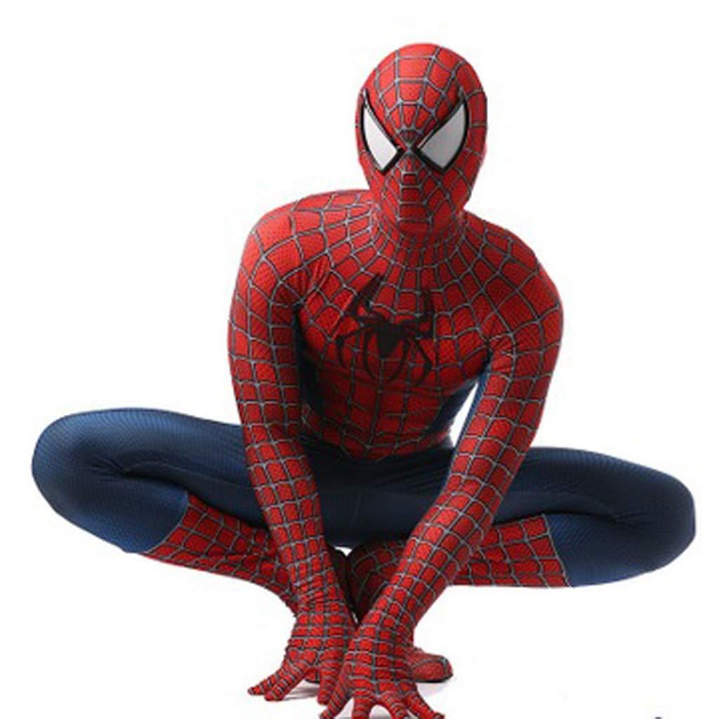 mejor moda Small HYYSH HYYSH HYYSH Ropa de Toby Spiderman Medias siamesas Ropa COS Ropa de Avengers League CosJugar estéreo Hombres (Talla   S)  tiendas minoristas