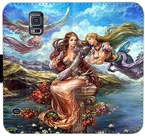 Renegados PWX U2T7Q Funda Samsung Galaxy Note caja de la carpeta de cuero Funda 4 2wXl46 solapa del teléfono Cubiertas Funda Caso