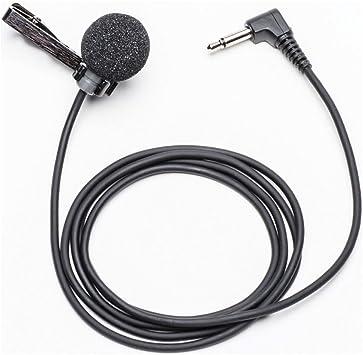 Micrófono Fotografía Entrevista Cámara DV Videocámara MIC unidireccional 4K ster