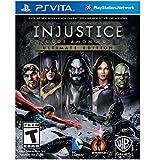 Injustice: Gods Among Us-Ult Edt - PlayStation Vita