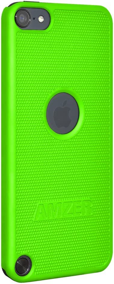 For Apple iPod touch Dr Green Solid Skin Case Cover 5th generation