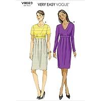 VOGUE PATTERNS The MCCALL Pattern Company 9023 F5