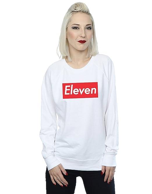 Absolute Cult Drewbacca Mujer Eleven Supreme Camisa De Entrenamiento: Amazon.es: Ropa y accesorios