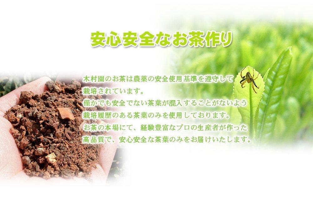 Kimura Gardens 1 litro para Shizuoka té agua fuera Sencha té ...