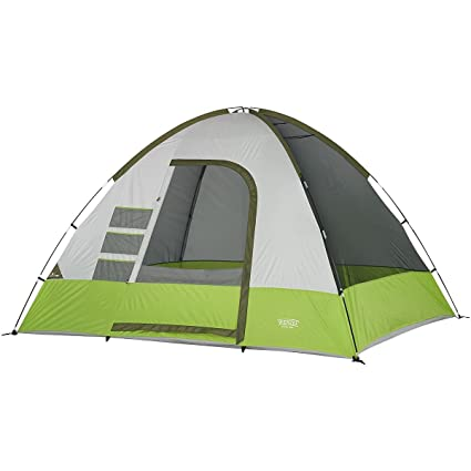 d9e32b1b77d Image Unavailable. Image not available for. Color  Wenzel 8 Person Portico  Tent
