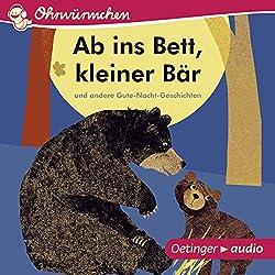 Ab ins Bett, kleiner Bär und andere Gute-Nacht-Geschichten