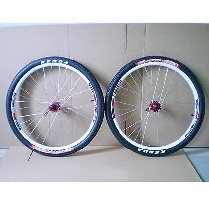 SOGAR 26 pulgadas llantas de aluminio de monta?a bicicleta de carretera de ruedas de