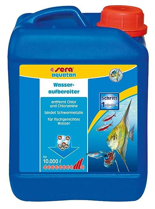 Sera Émbolo de Agua aquatan, Gran Alcance, dosificación 5 ML a 20 litros –