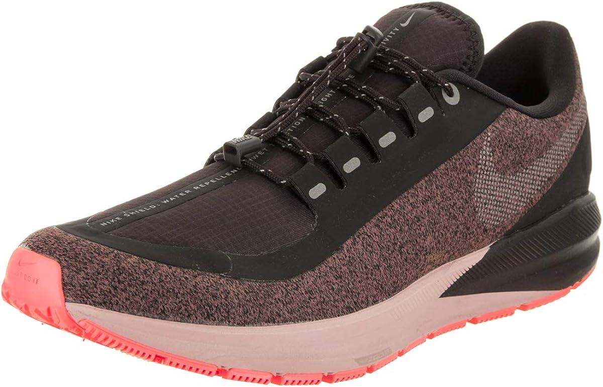 Grau (Oil grau Metallic Silber-smoke 002) 38 EU Nike Damen Air Zoom Structure 22 Rn Shld Laufschuhe