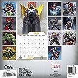 Marvel's Avengers Assemble Wall Calendar (2017)