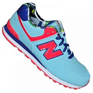 New Balance Basket Sneakers Femme Nb 574 Tlg Bleu